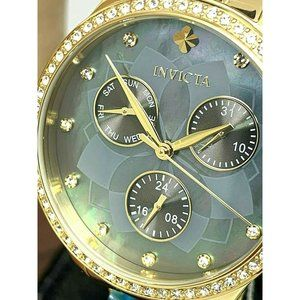 Invicta Womens Watch 29097 Angel Gray Dial 35mm